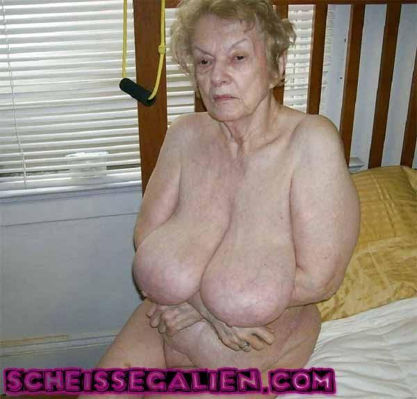 Oma will Sex bums mich auch wenn ich alt bin